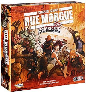 Zombicide_Rue Morgue_Portada
