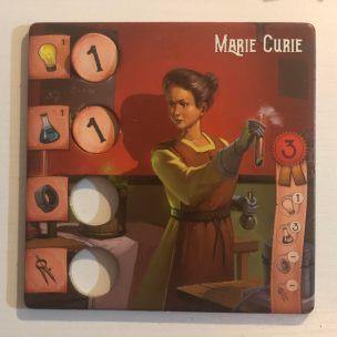 Marie curie inventores legendarios