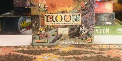 Juego Root